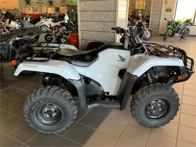 2019 Honda FourTrax Rancher 4X4 Automatic DCT IRS EPS at Midland Powersports