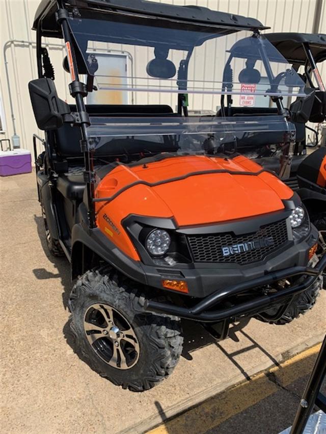 2019 Bennche Cowboy 200iX at Campers RV Center, Shreveport, LA 71129
