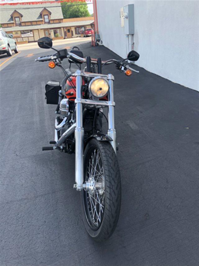 2012 Harley-Davidson Dyna Glide Wide Glide at Thunder Harley-Davidson