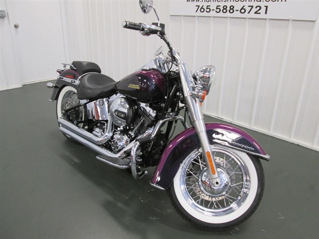 2016 Harley-Davidson Softail Deluxe at Hunter's Moon Harley-Davidson®, Lafayette, IN 47905