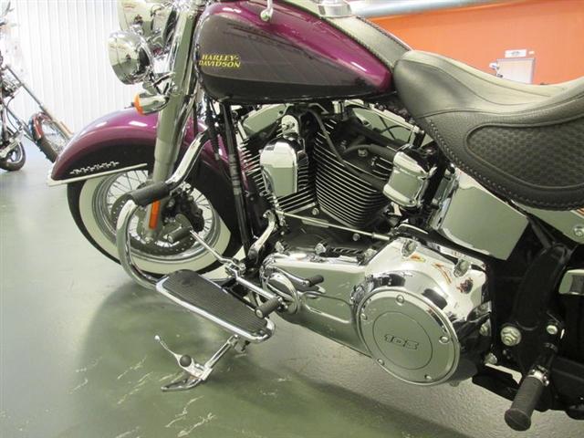 2016 Harley-Davidson Softail Deluxe at Hunter's Moon Harley-Davidson®, Lafayette, IN 47905