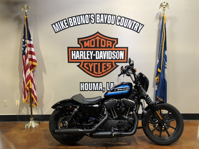 2019 Harley-Davidson Sportster Iron 1200 at Mike Bruno's Bayou Country Harley-Davidson