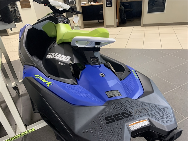 2021 Sea-Doo Spark 3-Up Rotax 900 ACE - 90 iBR + CONVENIENCE PACKAGE at Star City Motor Sports
