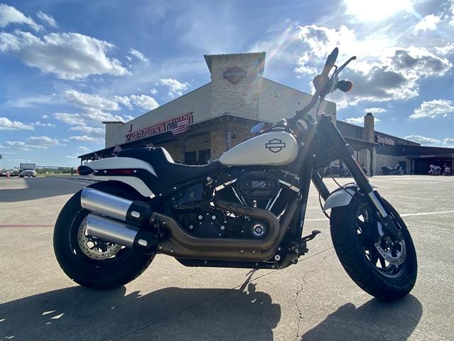 2019 Harley-Davidson Softail Fat Bob 114 at Harley-Davidson of Waco