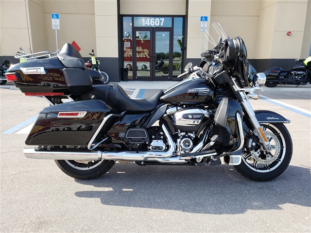 2018 Harley-Davidson Electra Glide Ultra Classic at Stu's Motorcycles, Fort Myers, FL 33912