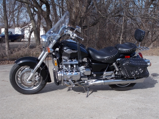 1997 Honda Valkyrie at Nishna Valley Cycle, Atlantic, IA 50022