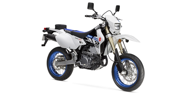 2019 Suzuki DR-Z 400SM Base at Hebeler Sales & Service, Lockport, NY 14094