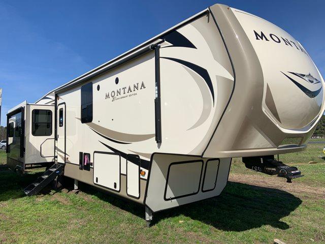 2019 Keystone RV Montana 3931FB Front Bath and a Half at Campers RV Center, Shreveport, LA 71129