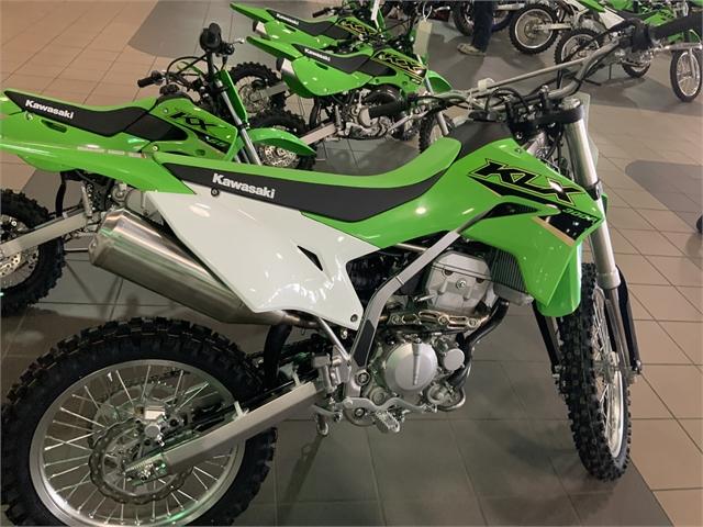 2022 Kawasaki KLX 300R at Midland Powersports