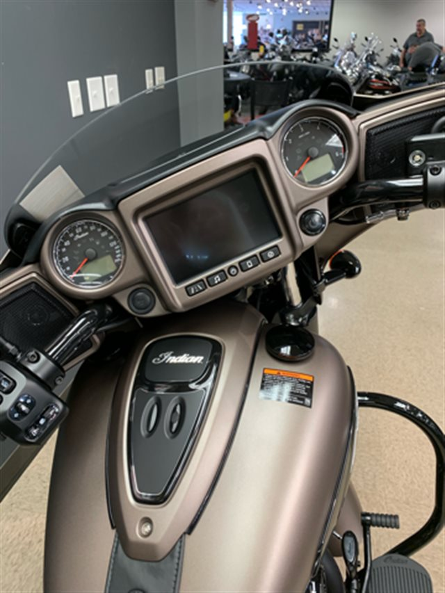 2019 Indian Chieftain® Dark Horse® at Sloan's Motorcycle, Murfreesboro, TN, 37129