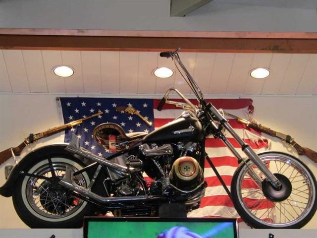 1947 HARLEY KNUCKLE at #1 Cycle Center Harley-Davidson