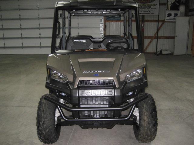 2021 Polaris Ranger Crew 570 Premium - Bronze at Fort Fremont Marine