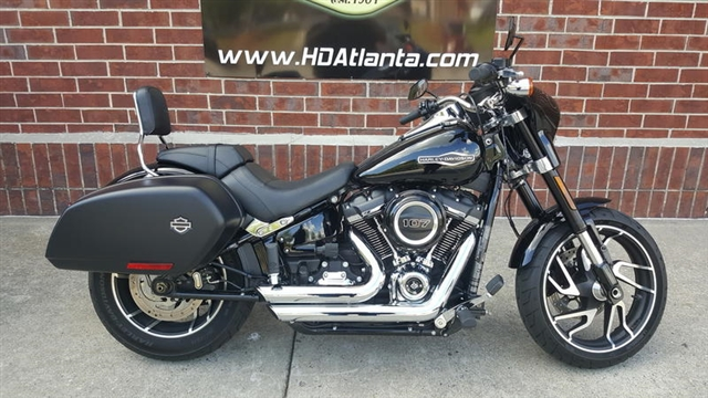 2018 Harley-Davidson Softail Sport Glide at Harley-Davidson® of Atlanta, Lithia Springs, GA 30122