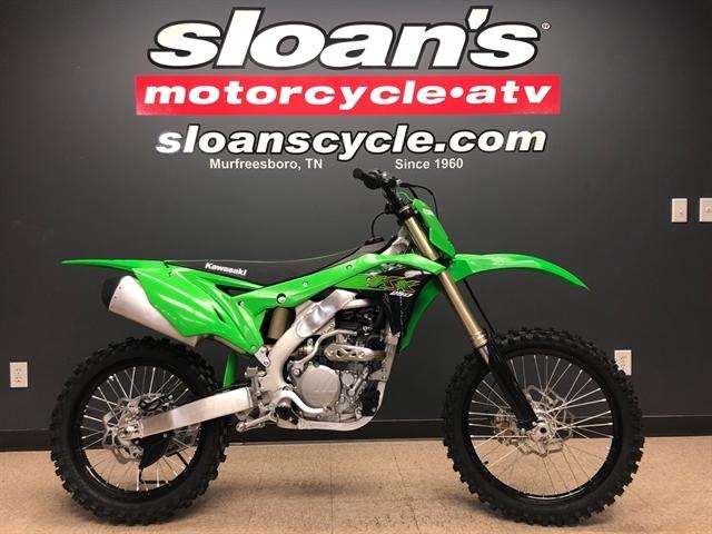 2021 Kawasaki KX 250 at Sloans Motorcycle ATV, Murfreesboro, TN, 37129