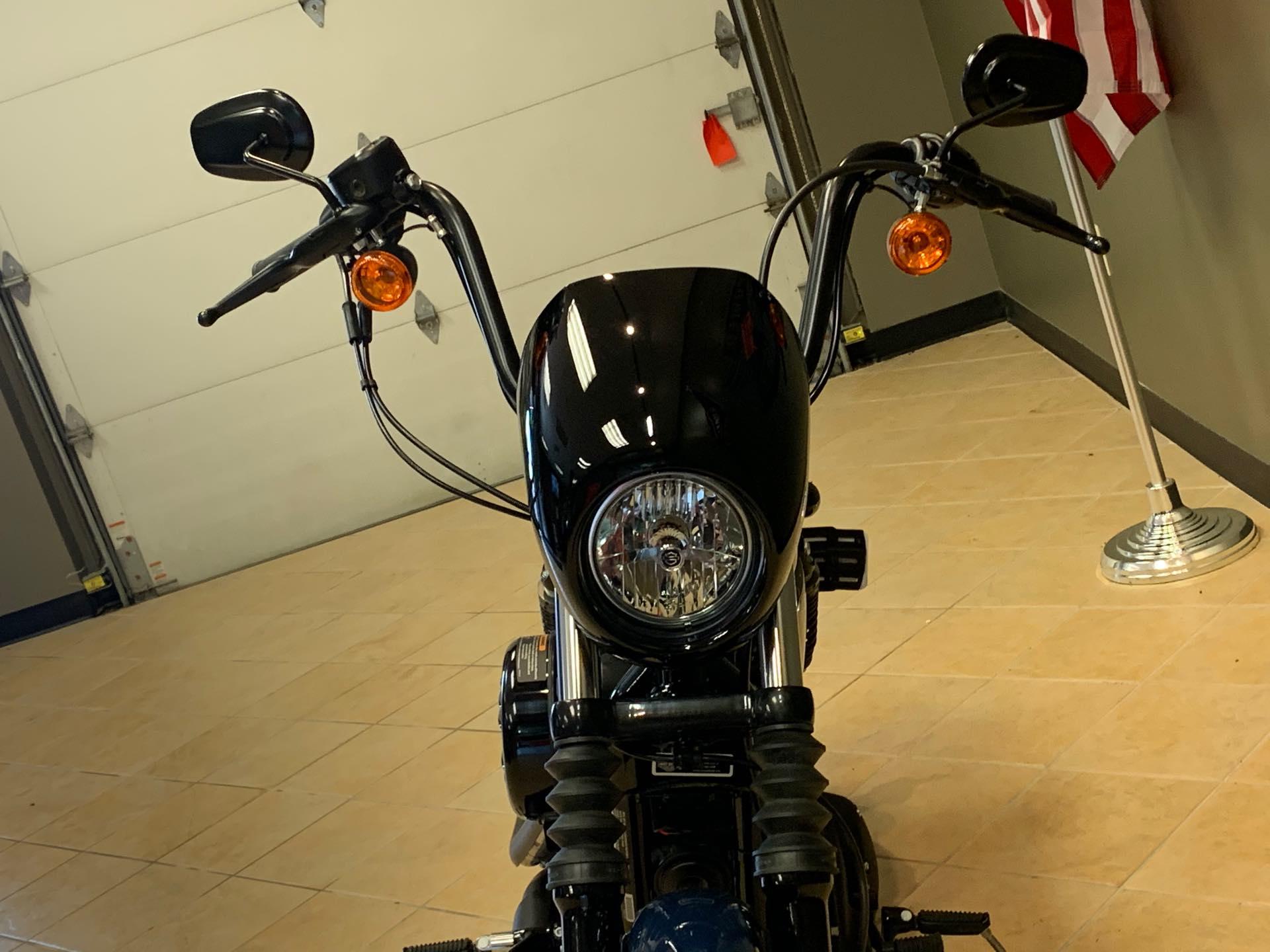 2020 Harley-Davidson Sportster Iron 1200 at Loess Hills Harley-Davidson