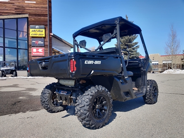 2017 CAN-AM DEFENDER DPS HD8 G 17 DPS HD8 at Power World Sports, Granby, CO 80446