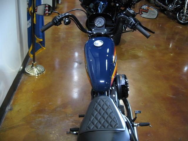 2020 Harley-Davidson Sportster Iron 1200 at Mike Bruno's Bayou Country Harley-Davidson