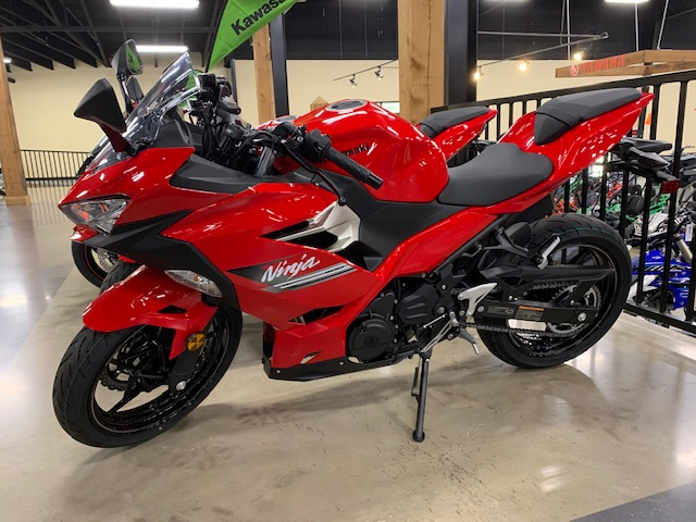 2021 KAWASAKI Ninja 400 at Got Gear Motorsports