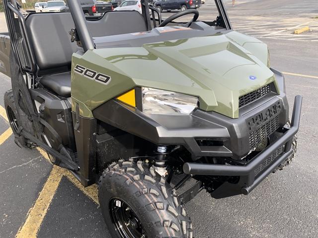 2020 Polaris Ranger 500 Base at Columbia Powersports Supercenter