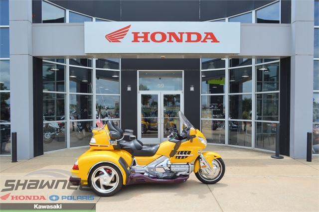 2010 Honda Gold Wing Audio / Comfort at Shawnee Honda Polaris Kawasaki