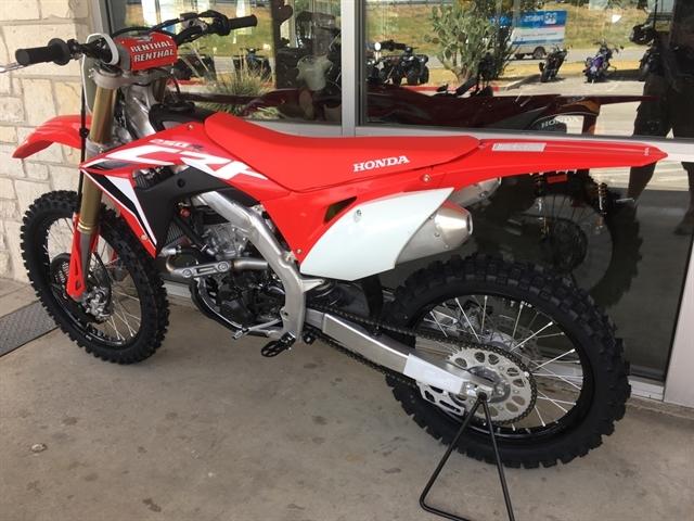 2020 Honda CRF 250R at Kent Motorsports, New Braunfels, TX 78130