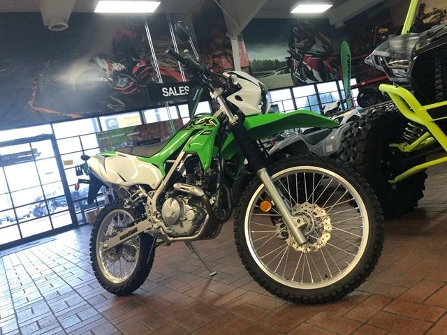 2021 Kawasaki KLX 230 ABS at Wild West Motoplex