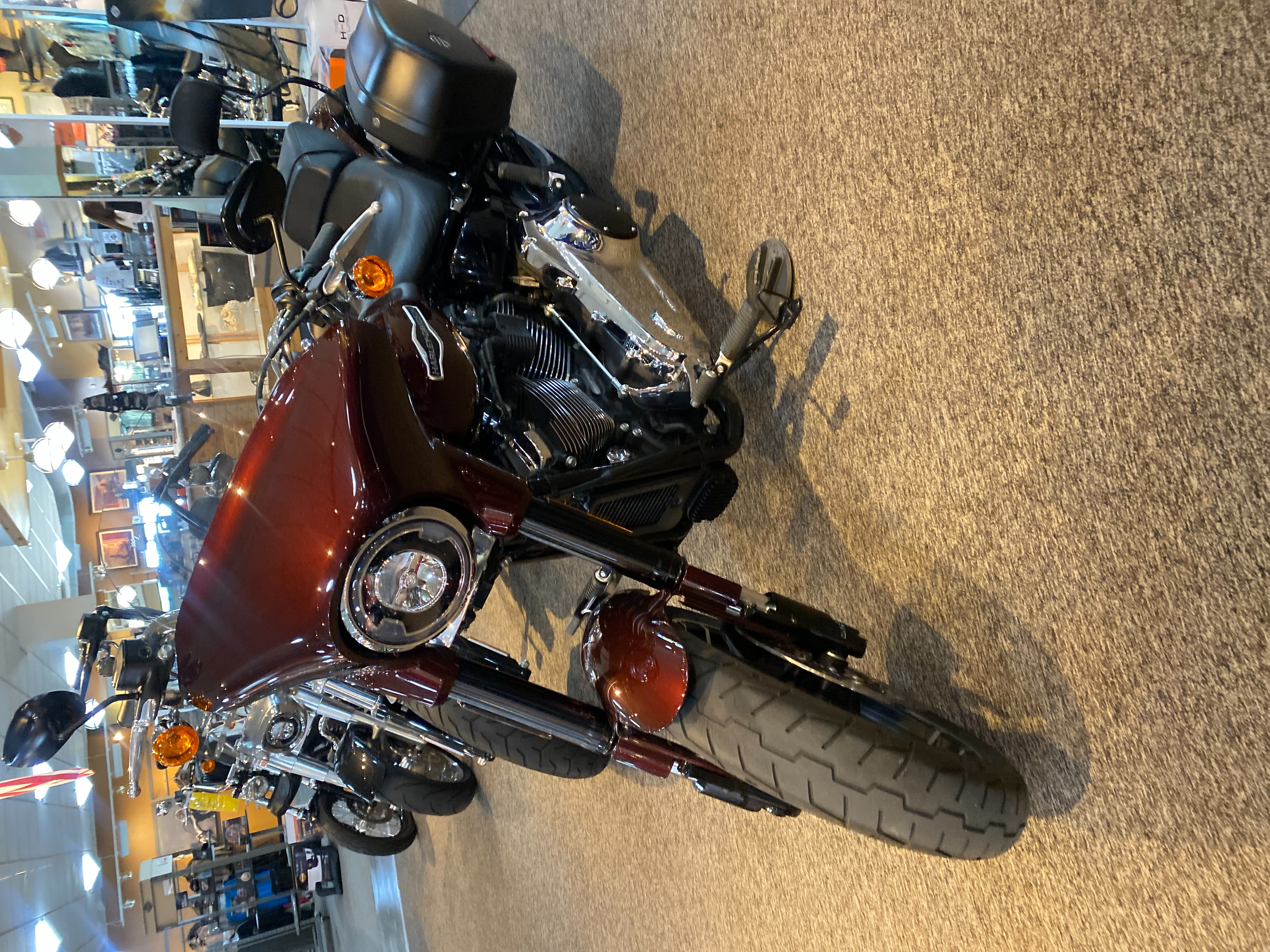 2018 Harley-Davidson Softail Sport Glide at Outpost Harley-Davidson