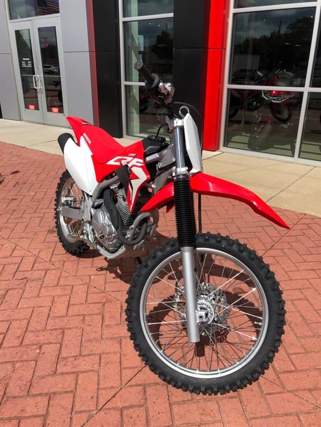 2020 Honda CRF250F 250F at Genthe Honda Powersports, Southgate, MI 48195