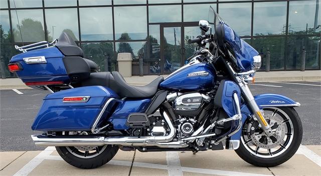 2017 Harley-Davidson Electra Glide Ultra Classic at All American Harley-Davidson, Hughesville, MD 20637