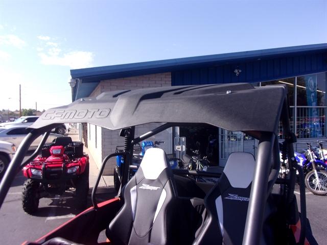 2019 CFMOTO ZFORCE 1000 at Bobby J's Yamaha, Albuquerque, NM 87110
