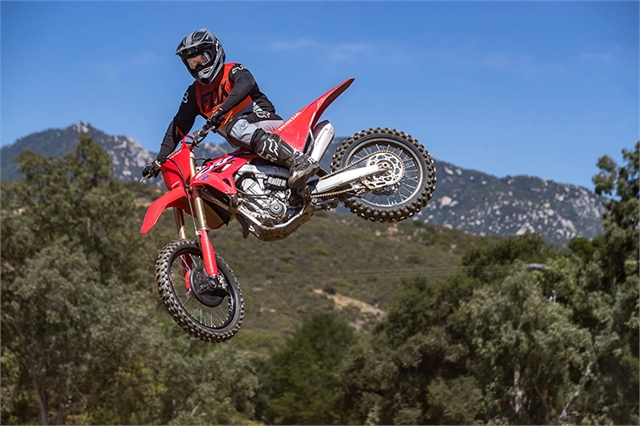 2021 Honda CRF 450R at G&C Honda of Shreveport