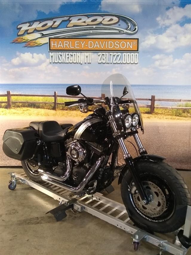 2014 Harley-Davidson Dyna Fat Bob at Hot Rod Harley-Davidson