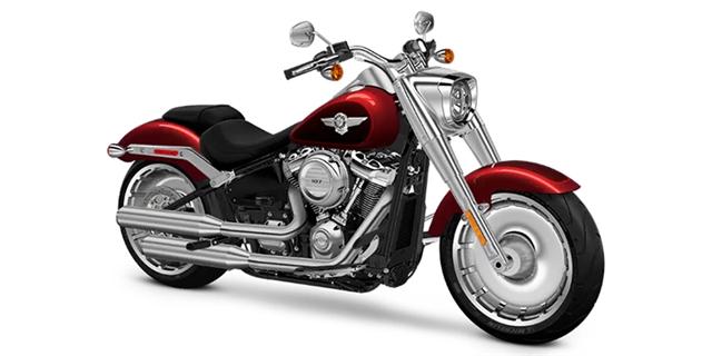 2018 Harley-Davidson Softail Fat Boy at MineShaft Harley-Davidson