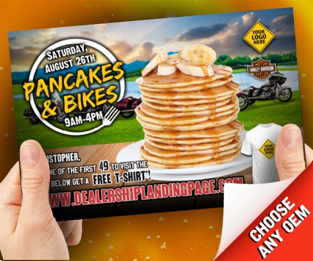 Pancakes & Bikes Powersports at PSM Marketing - Peachtree City, GA 30269