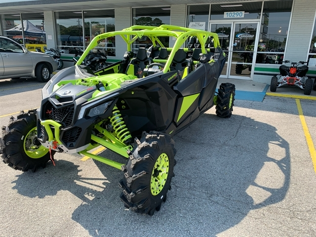 2020 Can-Am Maverick X3 MAX X mr TURBO RR at Jacksonville Powersports, Jacksonville, FL 32225