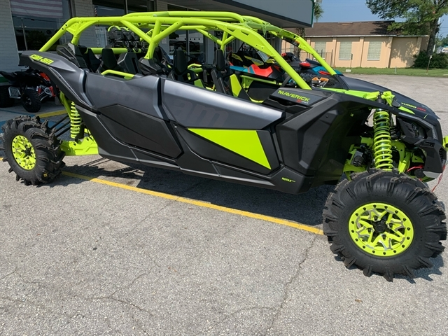 2020 Can-Am Maverick X3 MAX X mr TURBO RR at Jacksonville Powersports, Jacksonville, FL 32225