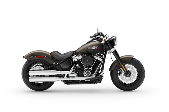 2021 Harley-Davidson Cruiser Softail Slim at Rooster's Harley Davidson