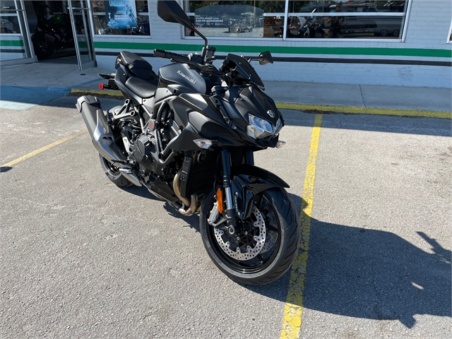 2021 Kawasaki Z H2 Base at Jacksonville Powersports, Jacksonville, FL 32225