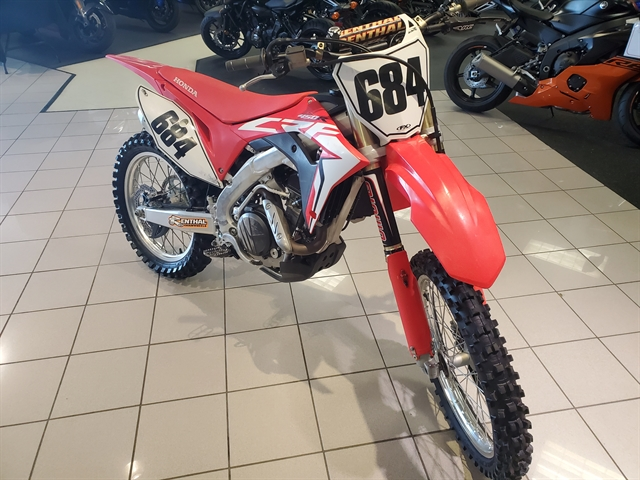 2017 Honda CRF 450R at Used Bikes Direct