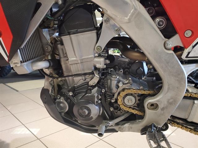 2017 Honda CRF 450R at Used Bikes Direct