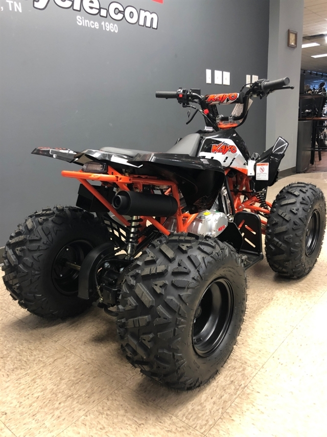 2019 KAYO USA, A & G Distributing PREDATOR 125 PREDATOR 125 at Sloans Motorcycle ATV, Murfreesboro, TN, 37129