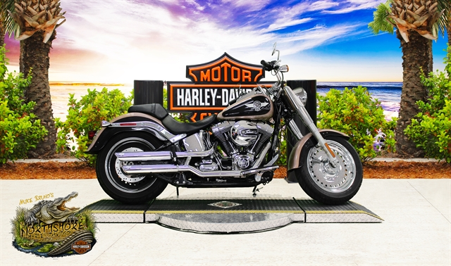 2017 Harley-Davidson Softail Fat Boy at Mike Bruno's Northshore Harley-Davidson