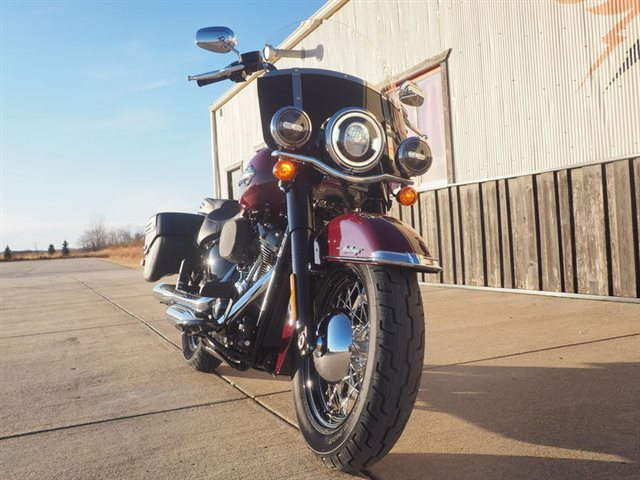 2020 Harley-Davidson Softail Heritage Classic at Loess Hills Harley-Davidson