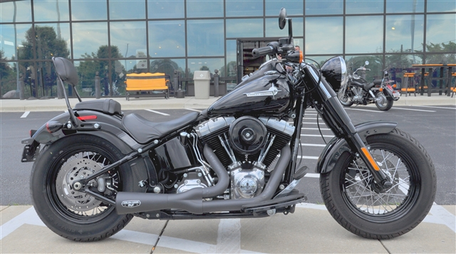 2015 Harley-Davidson Softail® Slim® at All American Harley-Davidson, Hughesville, MD 20637