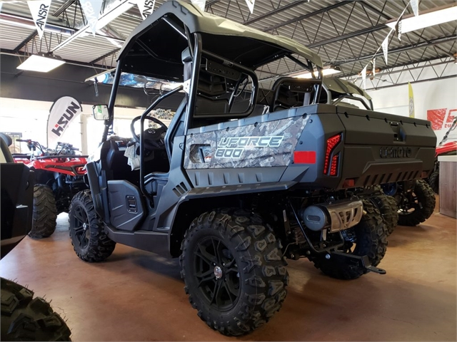 2021 CFMOTO UFORCE 800 at Matt's ATV & Offroad