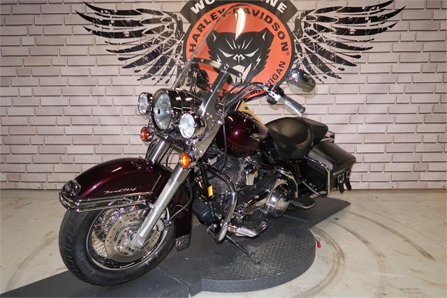 2007 Harley-Davidson Road King Classic at Wolverine Harley-Davidson