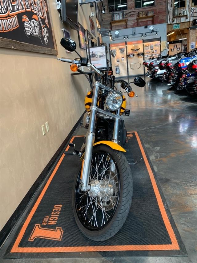2011 Harley-Davidson Dyna Glide Wide Glide at Vandervest Harley-Davidson, Green Bay, WI 54303