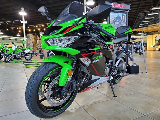 2021 Kawasaki Ninja ZX-6R ABS KRT Edition at Sun Sports Cycle & Watercraft, Inc.