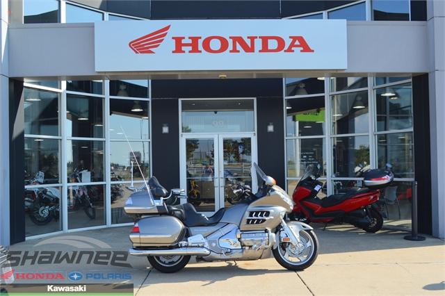 2008 Honda Gold Wing Premium Audio at Shawnee Honda Polaris Kawasaki