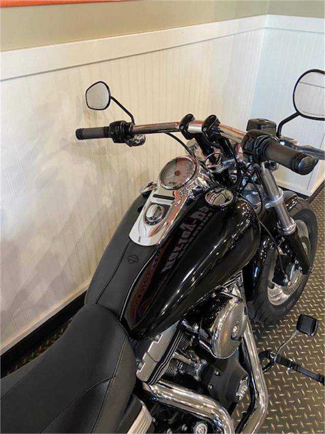 2010 Harley-Davidson Dyna Glide Fat Bob at Gasoline Alley Harley-Davidson (Red Deer)